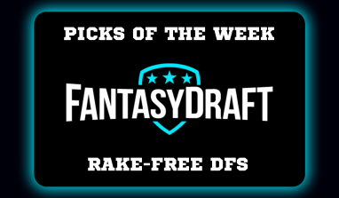 FantasyDraft Week 12 DFS Plays: Running Backs and Defenses